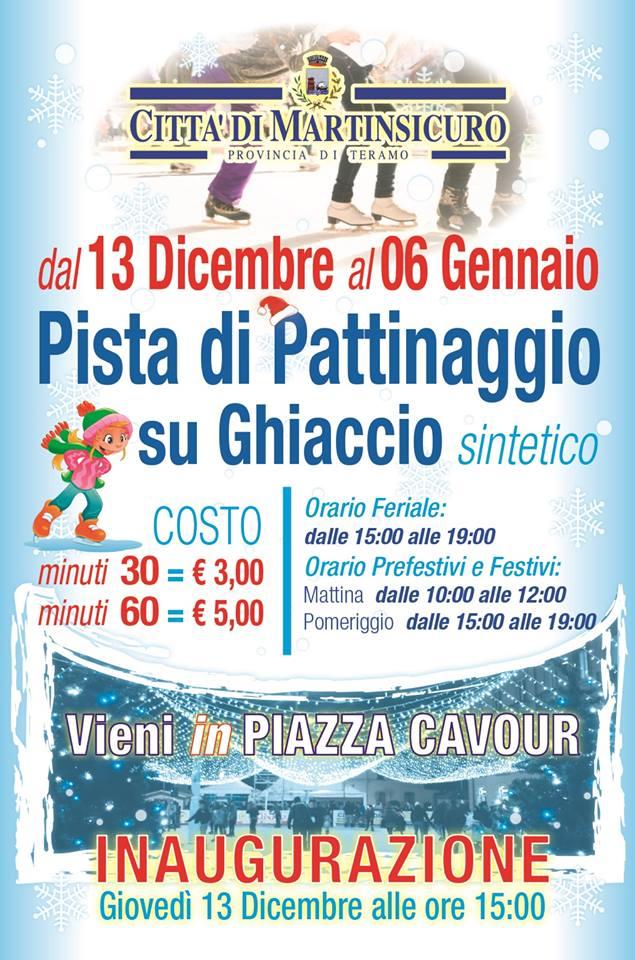 Pista-di-Pattinaggio-Martinsicuro-Teramo - Piste di pattinaggio in Abruzzo