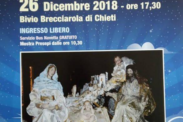 Presepe-Vivente-Brecciarola-di-Chieti - Presepi Viventi e Artistici in Abruzzo