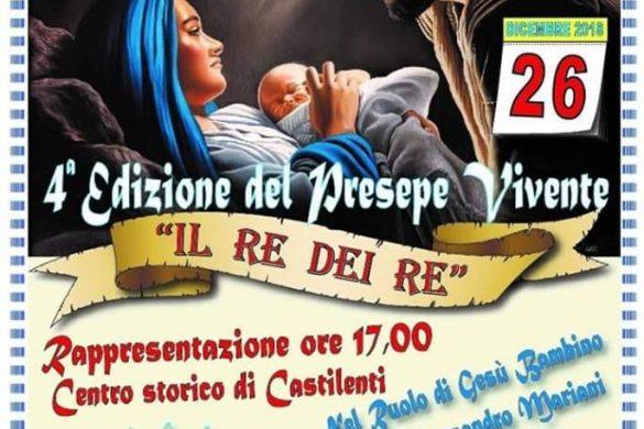 Presepe-Vivente-Castilenti-Teramo - Presepi Viventi e Artistici in Abruzzo