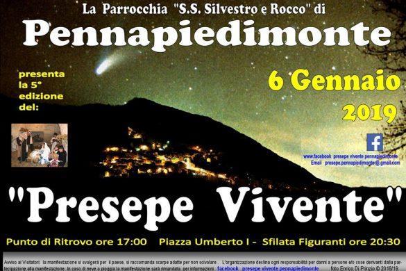 Presepe-Vivente-Pennapiedimonte-Chieti - Presepi Viventi e Artistici in Abruzzo