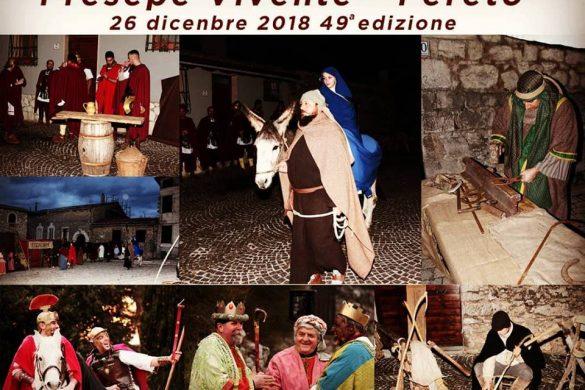Presepe-Vivente-Pereto-L'Aquila - Presepi Viventi e Artistici in Abruzzo