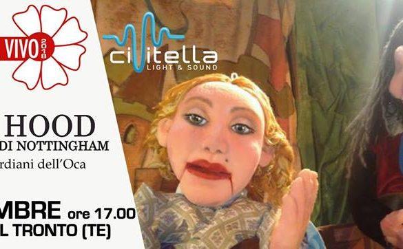 Robin-Hood-Civitella-del-Tronto-Teramo - Eventi per bambini in Abruzzo