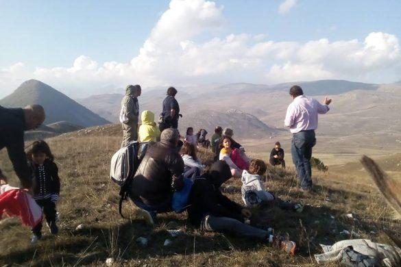 Trekking-Someggiato-Gira-e-Rigira-Santo-Stefano-di-Sessanio-L'Aquila - Eventi per bambini in Abruzzo