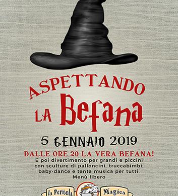 Aspettando-la-Befana-Spoltore-Pescara - Befana 2019 in Abruzzo