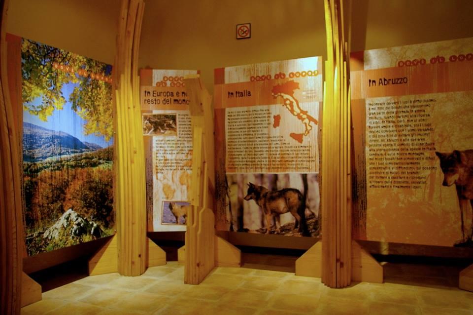 Centro Visita del Lupo a Popoli