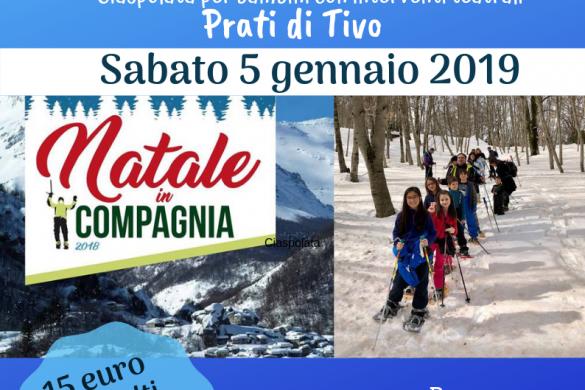 Ciaspole e Befana - Befana 2019 in Abruzzo