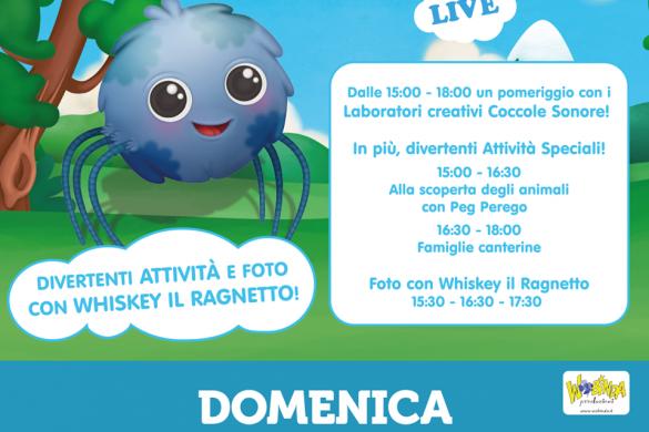 Coccole-Sonore-CC-Auchan-Borgo-dAbruzzo-Pescara - Eventi per bambini in Abruzzo