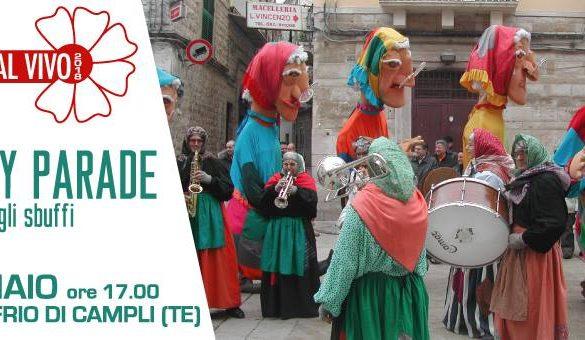 Epifany-Parade-Sant-Onofrio-Campli-Teramo - Befana 2019 in Abruzzo
