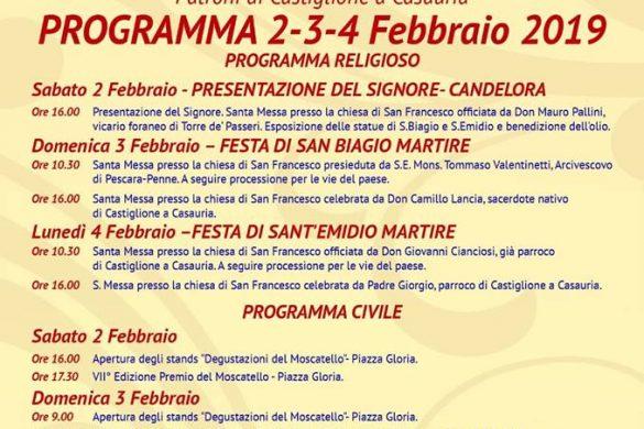 Festa-San-Biagio-e-SantEmidio-2019-Castiglione-a-Casauria-Pescara