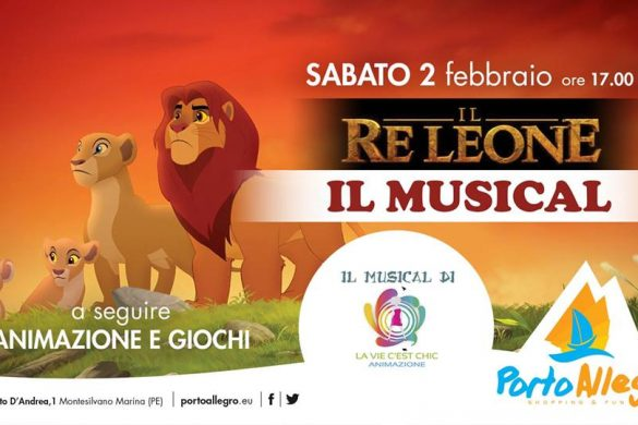 Il-Re-Leone-Musical-Porto-Allegro-Montesilvano-Pescara
