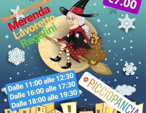 La-Befana-Picciopancia-Chieti - Befana 2019 in Abruzzo