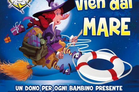 La-Befana-Viene-dal-Mare-Porto-Turistico-Pescara - Befana 2019 in Abruzzo