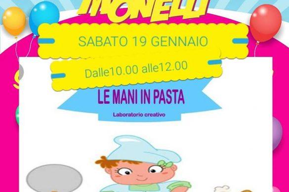 Laboratorio-LIsola-dei-Monelli-Pescara - Eventi per bambini in Abruzzo weekend 19-20 gennaio