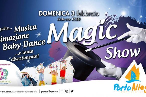 Magic-Show-Porto-Allegro-Montesilvano-Pescara