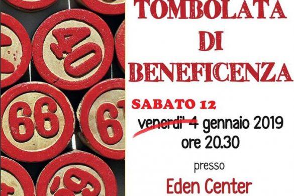 Tombolata-di-Beneficenza-Azione-Cattolica-Parrocchia-Castelnuovo-Vomano-Teramo - Eventi per bambini in Abruzzo weekend 12 - 13 gennaio