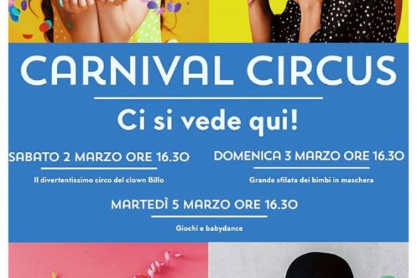 Carnival-Circus-Centro-Commerciale-Auchan-Borgo-DAbruzzo-Pescara
