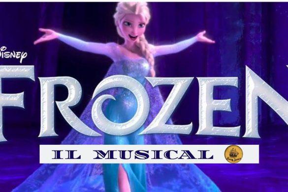 Frozen-Il-Musical-Davy-Jones-Pescara - Eventi per bambini in Abruzzo weekend 8-10 febbraio