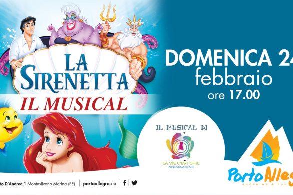 La-Sirenetta-Il-Musical-Porto-Allegro-Montesilvano-Pescara
