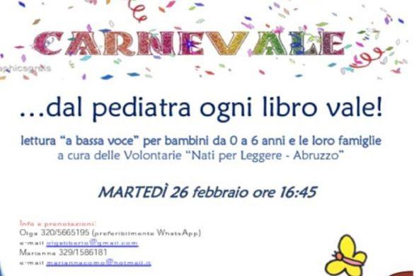 Letture-di-Carnevale-Ambulatorio-Pediatrico-Cappellucci-Villanova-di-Cepagatti-Pescara