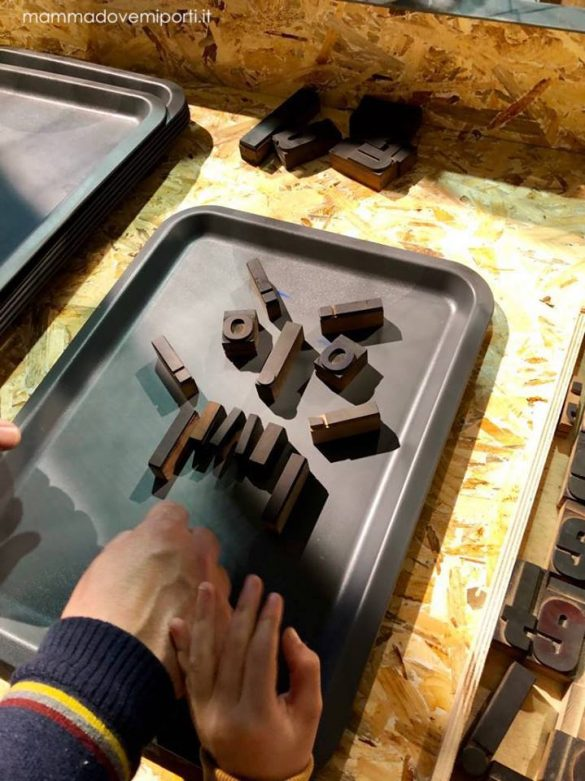 Made in Explora: area Tinkering e Making