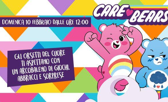 Orsetti-del-Cuore-Centro-Commerciale-Centro-dAbruzzo-San-Giovanni-Teatino-Chieti - Eventi per bambini in Abruzzo weekend 8-10 febbraio