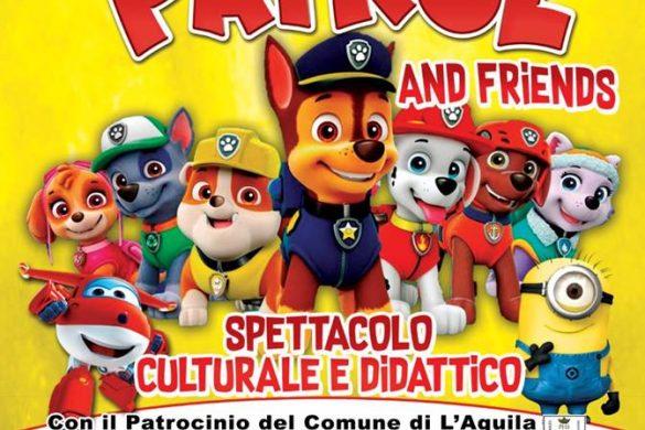 Paw-Patrol-Teatro-Toscano-L'Aquila