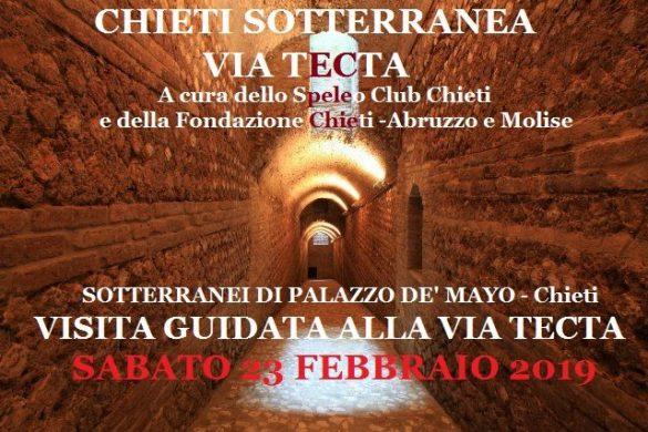 Visita-Guidata-Chieti-Sotterranea-Via-Tecta-Chieti