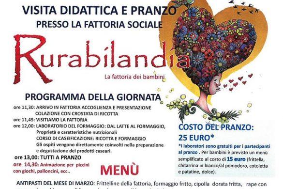 Visita-didattica-e-pranzo-Rurabilandia-Atri-Teramo - Eventi per bambini in Abruzzo weekend 8-10 febbraio