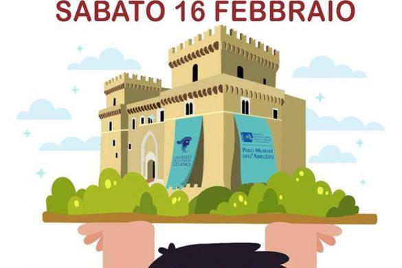 Visita-guidata-per-bambini-Castello-Piccolomini-Celano-L'Aquila
