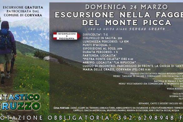 Escursione-nella-Faggeta-del-Monte-Picca-Corvara-Pescara