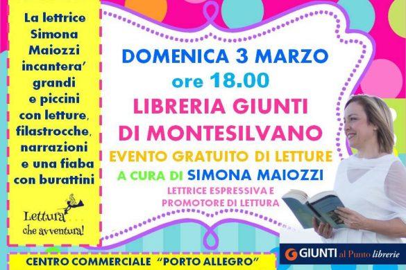 La-Fata-della-Lettura-Libreria-Giunti-Montesilvano-Pescara