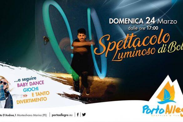 Spettacolo-Luminoso-di-Bolas-Porto-Allegro-Montesilvano-Pescara