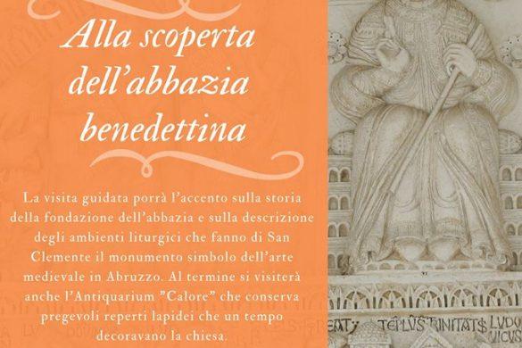 Alla-scoperta-dell-Abbazia-Benedettina-Dadabruzzo-Castiglione-a-Casauria-Pescara