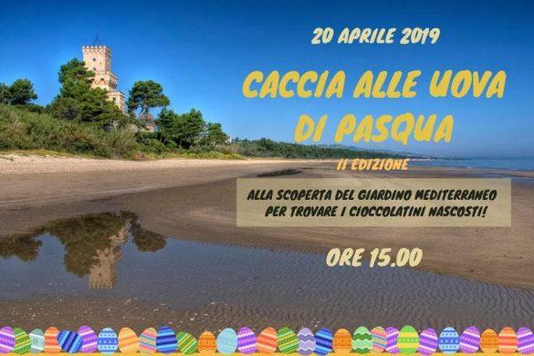 Caccia-alle-Uova-di-Pasqua-Torre-del-Cerrano-Pineto-Teramo
