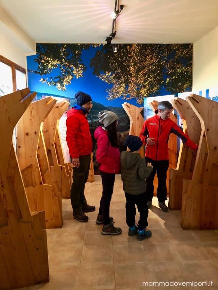 Centro Visita del Lupo Popoli