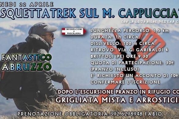Pasquetta-Trek-Monte-Cappucciata-Brittoli-Pescara