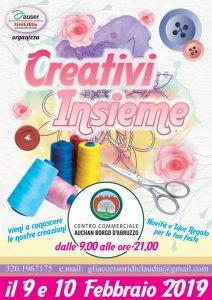 Creativi-Insieme-CC-Auchan-Centro-dAbruzzo-Pescara