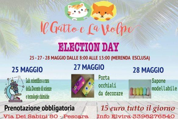 Election-Day-Il-Gatto-e-la-Volpe-Pescara