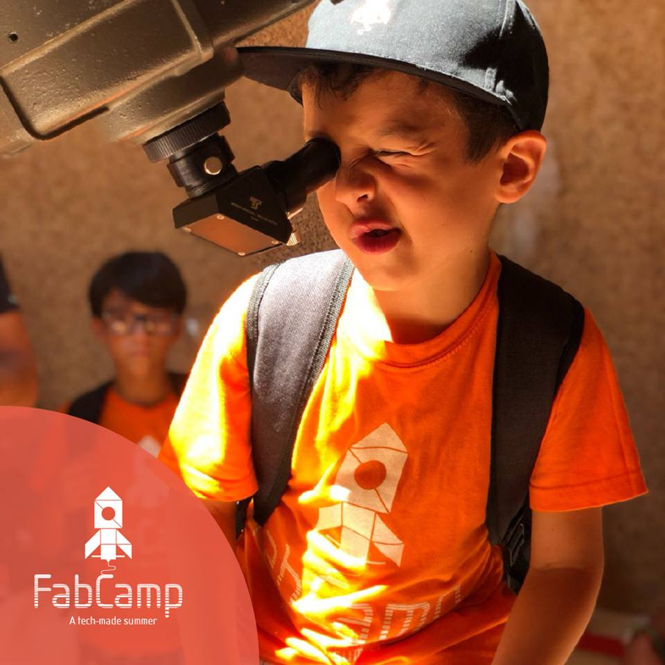 FabCamp 2019 in Abruzzo - Campi estivi