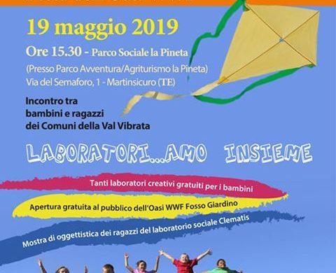 Festival-delle-Ludoteche-e-dei-Centri-aggregativi-giovanili-Festa-dell-Oasi-WWF-Martinsicuro-Teramo