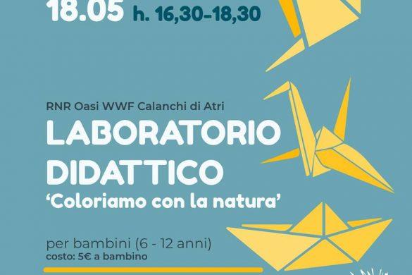 Laboratorio-didattico-Oasi-WWF-Calanchi-di-Atri-Teramo