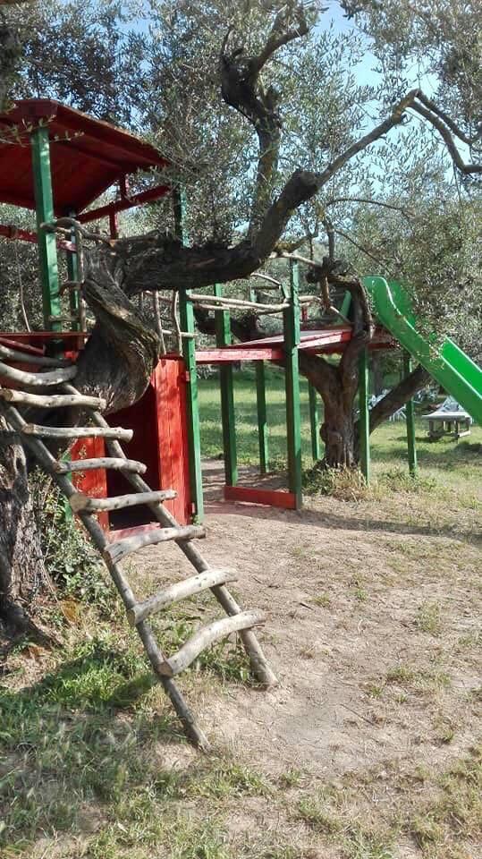 Parco giochi presso L'Arcobaleno Asd Pianella a Pianella di Pescara