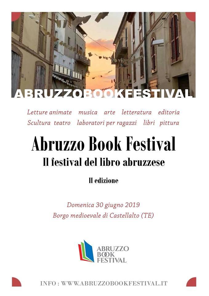 Locandina Abruzzo Book Festival 2019