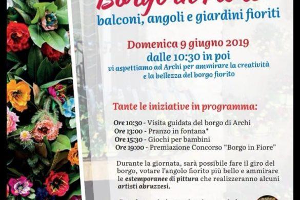 Borgo-in-Fiore-2019-Archi-Chieti