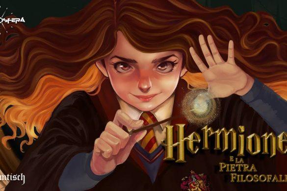 Cronocena-con-Magia-Hermione-e-la-pietra-filosofale-Stammtisch-Tavern-Chieti