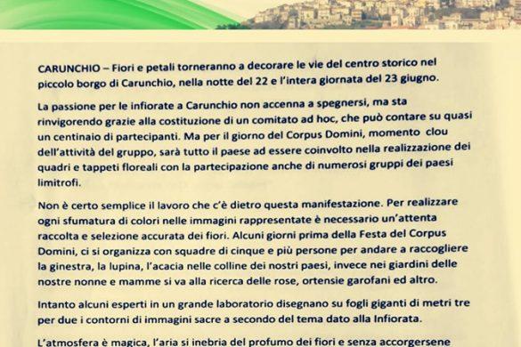 Infiorata-Carunchio-Chieti