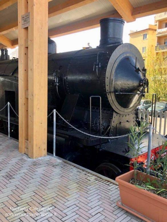 Museo del Treno a Montesilvano: tutti in carrozza!
