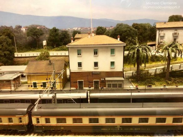 Museo del Treno a Montesilvano - Pescara