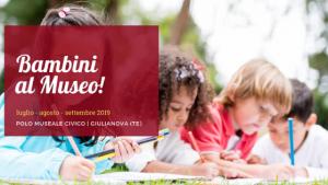 Bambini al Museo 2019 a Giulianova di Teramo
