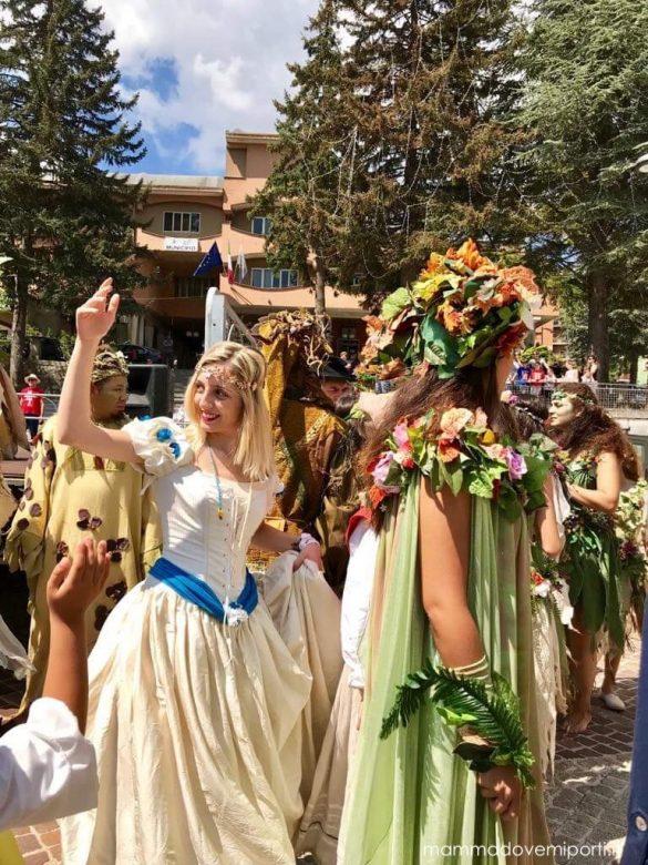 Festa Internazionale degli Gnomi 2019 - Parata Iniziale